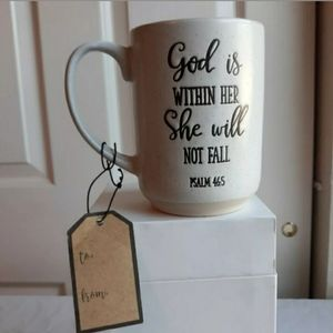 """Sheffield Home Bible Verse"""" God is within her...Em"""